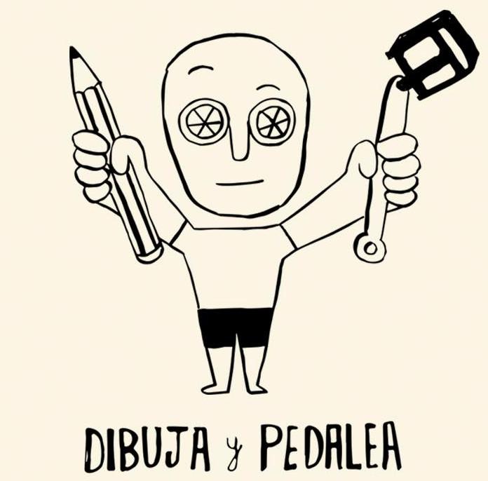 Dibuja y Pedalea